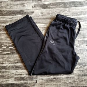 Under Armour black active pants, size small